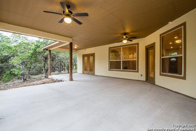 Canyon Lake Single Family Home For Sale: 1750 Mountain Spgs