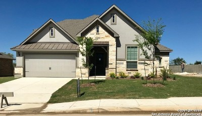 Single Family Home For Sale: 8911 Monument Parke