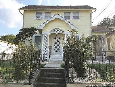 San Antonio Multi Family Home Price Change: 614 E Dewey Pl