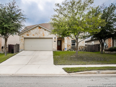 Schertz Single Family Home Back on Market: 3925 Whisper Pt