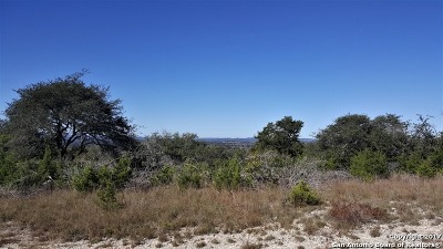 Boerne Residential Lots & Land For Sale: 17 Coleman Spgs