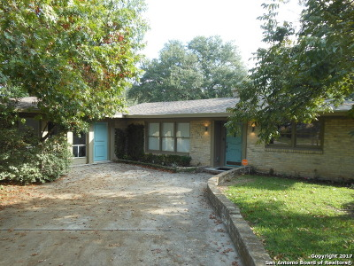 Single Family Home For Sale: 7414 Vandiver Rd