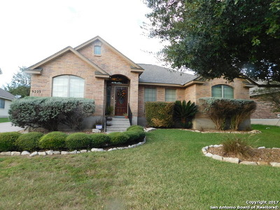 Helotes Single Family Home For Sale: 9223 Larsons Ln