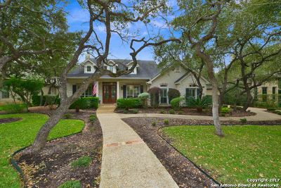 San Antonio Single Family Home For Sale: 2323 Winding Vw