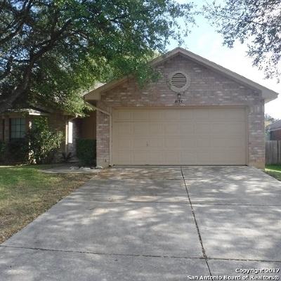Schertz Single Family Home For Sale: 2732 Star Light Ln