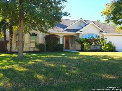 Boerne Single Family Home For Sale: 274 English Oaks Cir