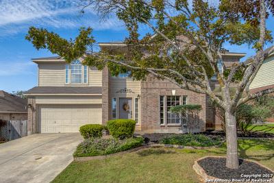 Schertz Single Family Home For Sale: 1117 Morning Rose