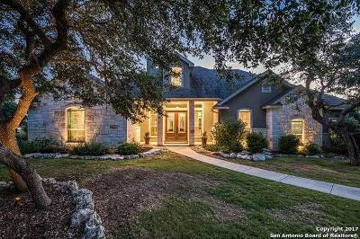 New Braunfels Single Family Home For Sale: 811 Cross Oak