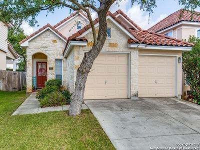 San Antonio Single Family Home Back on Market: 1355 Crown Brk