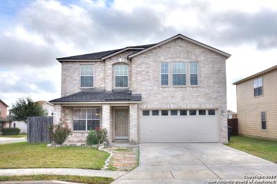 Single Family Home For Sale: 7814 Mesquite Farm