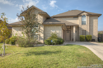 Comal County Single Family Home For Sale: 338 Walnut Heights Blvd