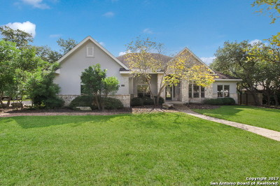 Boerne Single Family Home For Sale: 8260 Liberty Park