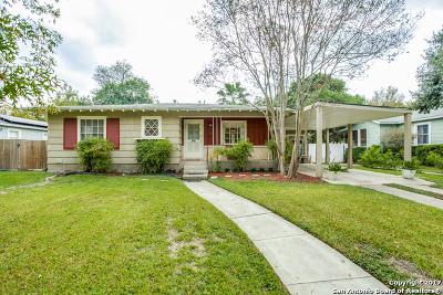 Single Family Home Price Change: 316 Harmon Dr