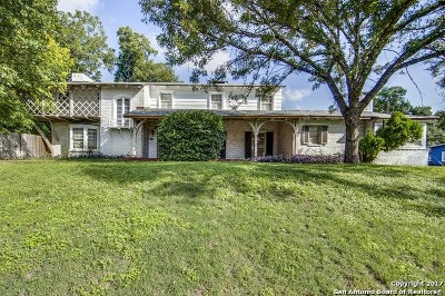 Single Family Home For Sale: 345 Brahan Blvd
