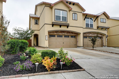 Heights At Stone Oak Single Family Home For Sale: 23914 Stately Oaks #23914