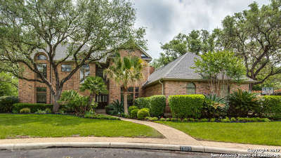 San Antonio Single Family Home For Sale: 1503 Fox Haven