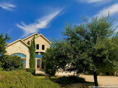 San Antonio Single Family Home For Sale: 17910 Westspring Dr