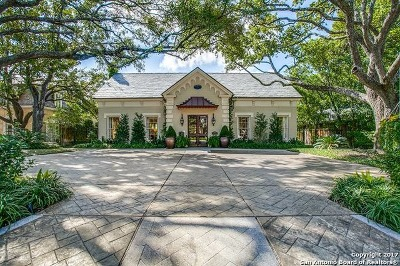 Terrell Hills Single Family Home For Sale: 248 Geneseo Rd