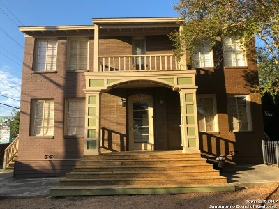 Olmos Park Rental For Rent: 103 E Wildwood Dr #A