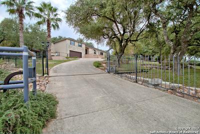 Canyon Lake Single Family Home Price Change: 102 Sage Rd