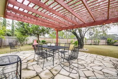 Helotes Single Family Home New: 10703 Marot Fld