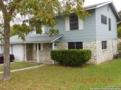 Single Family Home For Sale: 1703 Merriford Ln