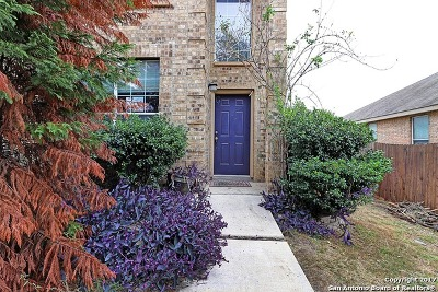 Cibolo Single Family Home New: 109 Eagle Flight