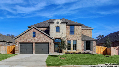 Bexar County Single Family Home Price Change: 1710 Cottonwood Way