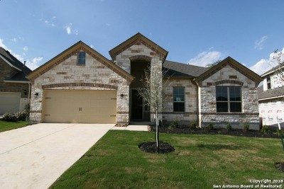 New Braunfels Single Family Home Back on Market: 913 Carriage Loop