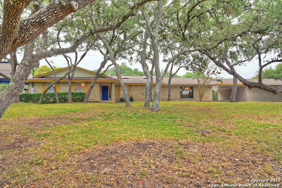 Boerne Single Family Home Active RFR: 9982 Dos Cerros Loop E.