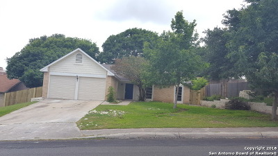 San Antonio Single Family Home Back on Market: 6839 Raintree Frst