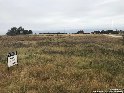 Floresville Residential Lots & Land For Sale: 113 Abrego Lake Dr