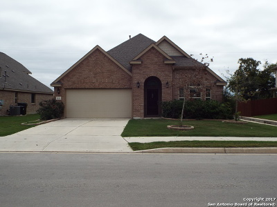 Schertz Single Family Home For Sale: 11636 Northern Star Rd