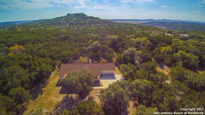 Canyon Lake Single Family Home For Sale: 2334 Johnson Rd