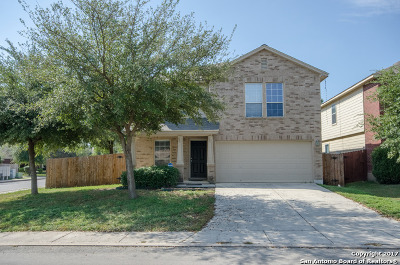 Helotes Single Family Home Price Change: 10302 Roseangel Ln