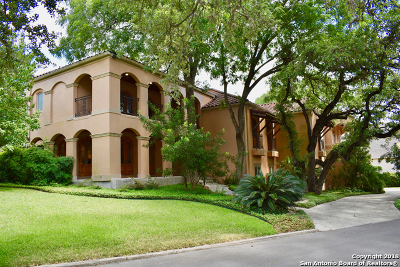 Alamo Heights Single Family Home For Sale: 316 La Jara Blvd