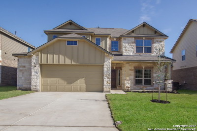 New Braunfels Single Family Home For Sale: 353 Green Heron