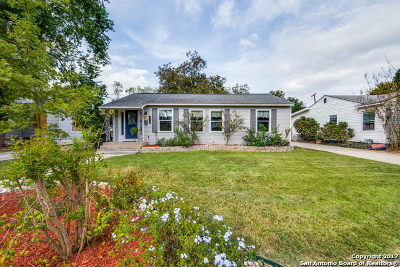 Single Family Home New: 523 Meadowlane Dr