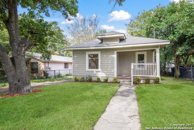 Single Family Home For Sale: 819 Essex St