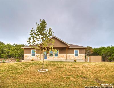 Canyon Lake Single Family Home New: 220 Cody Ct