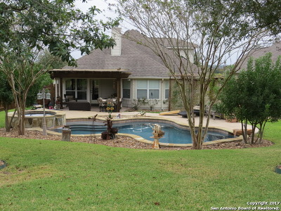 Schertz Single Family Home Back on Market: 975 Oak Rdg