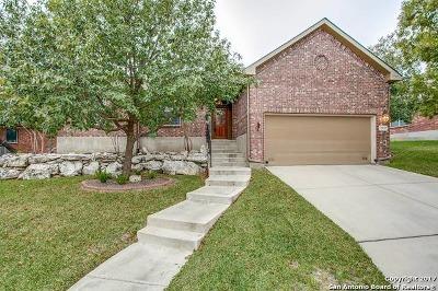 San Antonio Single Family Home For Sale: 25627 Santolina
