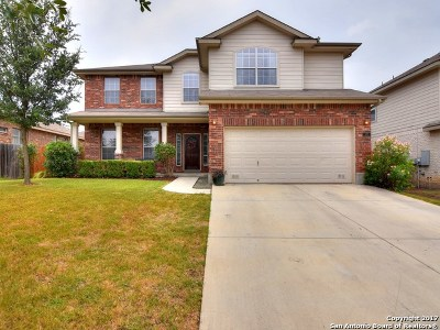 Cibolo Single Family Home New: 305 Moonlight Ct