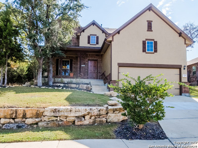 San Antonio Single Family Home New: 1538 Nightshade