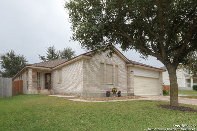 San Antonio Single Family Home New: 5402 Stormy Trl