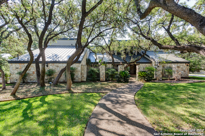 San Antonio Single Family Home Back on Market: 12702 Hunters Chase St