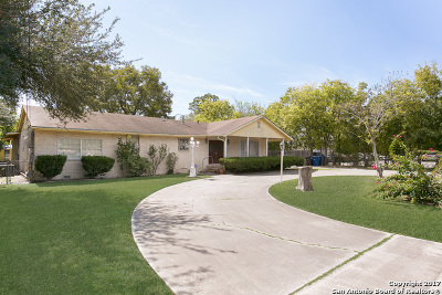 Single Family Home For Sale: 122 W Formosa Blvd