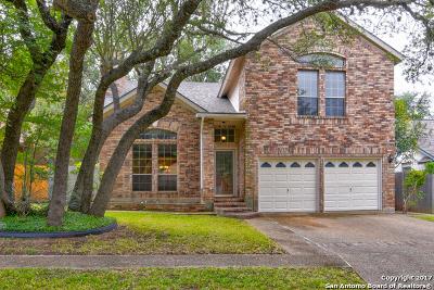 San Antonio Single Family Home Back on Market: 11247 Woodridge Frst