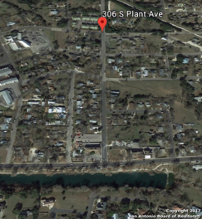 Boerne Residential Lots & Land New: 306 S Plant Ave
