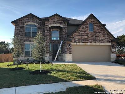 Alamo Ranch Single Family Home Price Change: 5803 Burro Stone